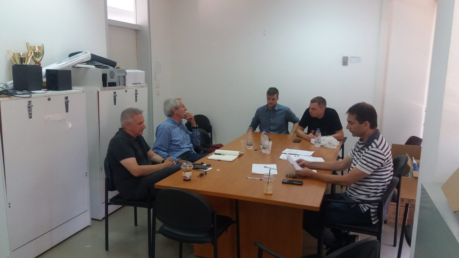 Photo from 2nd Meeting